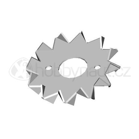 Spojovací materiál - Hmoždinka Buldog BOVA 13-02 o75mm