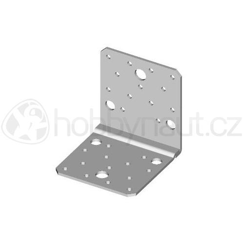 Spojovací materiál - Kotva posuvná dilatační BOVA BV/KP 12-13 (95x90mm)