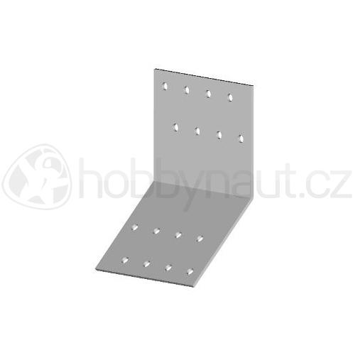 Spojovací materiál - Úhelník BOVA BV/Ú 05-16 135°