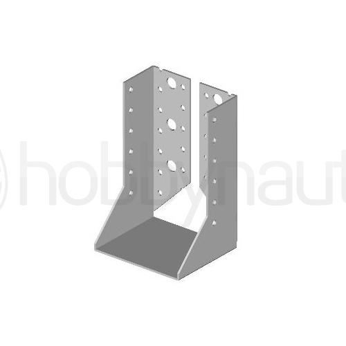 Spojovací materiál - Třmen BOVA BV/T 80 11-25 vnitřní (80x80mm)