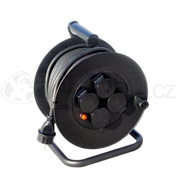Elektro - Prodlužovací kabel na bubnu venkovní (3x1,5mm2)