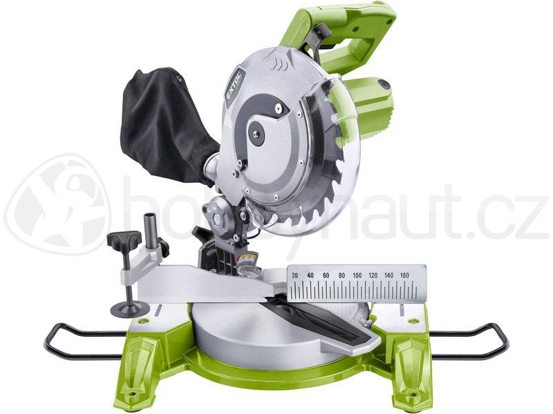 Elektrické nářadí - Pokosová pila Extol Craft s laserem 210mm, 1450W