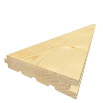 Palubky podlahové smrk A/B 28x146mm x 4m (4ks/bal)