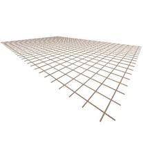 Ocelová KARI síť KH30 - 6mm/100x100mm/2x3m