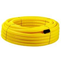 Drenážní flexibilní PVC potrubí (50m/role)