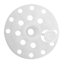 Talířová podložka plast. s krytkou 60mm
