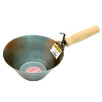 Fanka ocelová s rukojetí o180mm