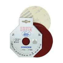 Kotoučový brusný papír se suchým zipem 125mm, zrnitost 80 (sada 3ks)