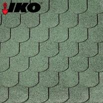 šindel IKO Superglass-Biber, lesní zelená (3m2/bal)