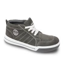 Pracovní obuv polokotníková RICHMOND šedá
