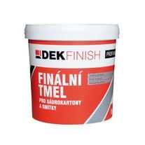 DEKFINISH - finální pastový tmel na SDK 15kg