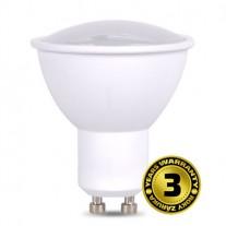 LED žárovka bodová, patice GU10, 7W, 500lm, 6000K