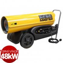 Naftové topidlo Master B180 48kW