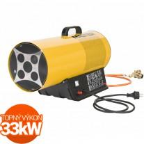 Plynové topidlo Master BLP33M 33kW s regulací