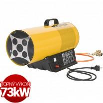 Plynové topidlo Master BLP73M 73kW s regulací