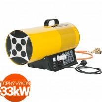 Plynové topidlo Master BLP33ET 33kW pro termostat