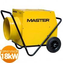 Elektrické topidlo Master B18EPR 18kW