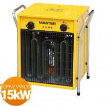 Elektrické topidlo Master B15EPB 15kW