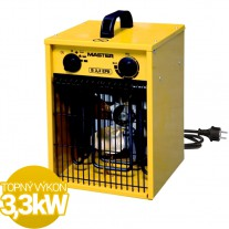 Elektrické topidlo Master B3.3EPB 3,3kW