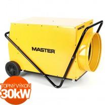 Elektrické topidlo Master B30EPR 30kW