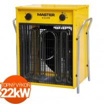 Elektrické topidlo Master B22EPB 22kW