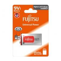 Baterie Fujitsu Universal Power alkalická 9V