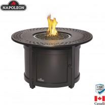 Stůl s ohništěm Napoleon Patio Flame Victorian kruhový