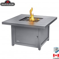 Stůl s ohništěm Napoleon Patio Flame Hampton čtvercový