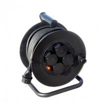 Prodlužovací kabel na bubnu venkovní (3x1,5mm2)