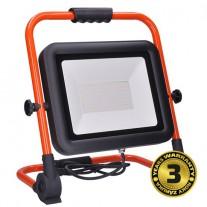 LED reflektor PRO venkovní 100W, 8500lm, AC 230V, sklopný stojánek