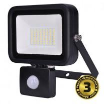 LED reflektor PRO venkovní 50W, 4250lm, AC 230V, se senzorem