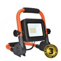 LED reflektor PRO venkovní 30W, 2550lm, AC 230V, sklopný stojánek