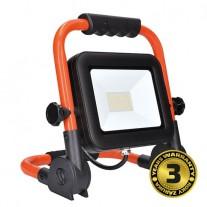 LED reflektor PRO venkovní 50W, 4250lm, AC 230V, sklopný stojánek