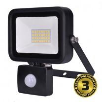 LED reflektor PRO venkovní 30W, 2550lm, AC 230V, se senzorem